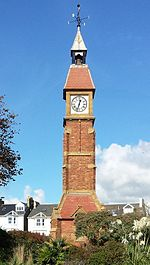 Jubilee Clock Tower, Seaton.jpg