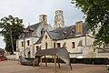 Jumieges Dorfplatz.jpg