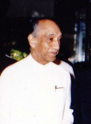 President of Sri Lanka - J. R. Jayewardene, the first Executive President of Sri Lanka