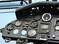 Junkers Ju-52-3mg8e transport aircraft cockpit instruments - Πίνακας οργάνων (26999772826).jpg