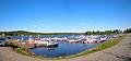 Jyväskylä - harbour in Hämeenlahti2.jpg