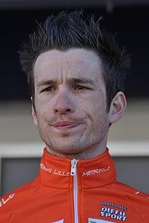 Kévin Lalouette French cyclist