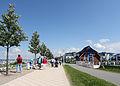 Kühlungsborn, an der Strandpromenade Ost, Imbiss Munda.JPG