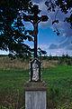 Kříž v severní části obce, Kozárov, okres Blansko.jpg