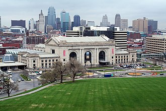 Kansas City Union Station - Image: KC Union Station
