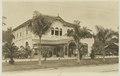 KITLV - 26912 - Kleingrothe, C.J. - Medan - Restaurant De Boer in Medan, Sumatra - circa 1905.tif