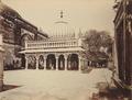 KITLV 92005 - Samuel Bourne - Nizam-ud-Din Auliya tomb in Delhi India - Around 1860.tif