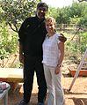Kailash Satyarthi and Claire Phillips.JPG