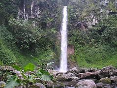 Kalatungan Wasserfälle
