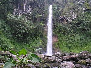 Northern Mindanao - Image: Kalatungan falls