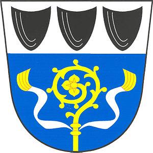 Kamenice (Jihlava District) - Image: Kamenice (okres Jihlava) znak