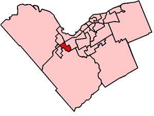 Kanata South Ward - Image: Kanatasouth
