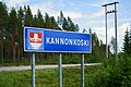 Kannonkoski municipal border sign 20190619.jpg