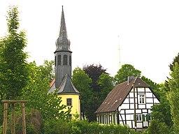 Kapellenweg in Hamm
