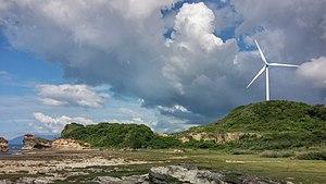 Ilocos Norte - Kapurpurawan Rock Formation in Burgos