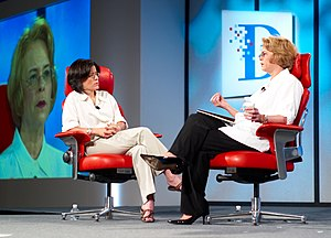 Recode - Image: Kara Swisher and Ann Moore