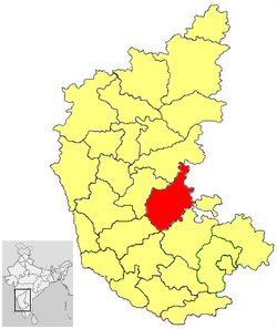 Adrikatte is in Chitradurga district
