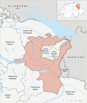 Buchs (Saint-Gall) — Wikipédia