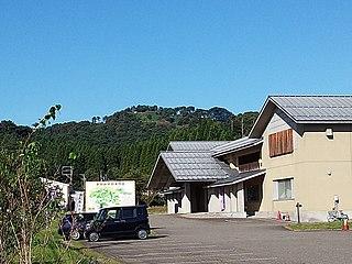 Kasugayama Castle fortification