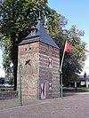 kasteel helmond, poorttoren 1, de westelijke