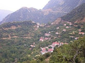 Katafygio - Image: Katafygio Nafpaktos