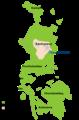 Kauhaneva–Pohjankangas National Park map.png