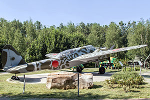 Kawasaki Ki-48 in the Great Patriotic War Museum 5-jun-2014 03.jpg