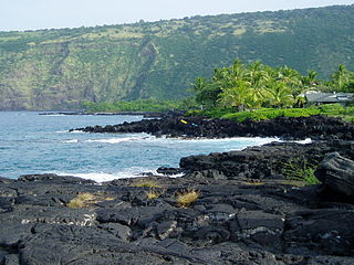 District on the Big Island of Hawaii