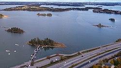 Leppäluoto (pulo sa Finland, Uusimaa, Helsinki, lat 60,17, long 24,84)