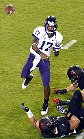 Keith Price American football player from the United States
