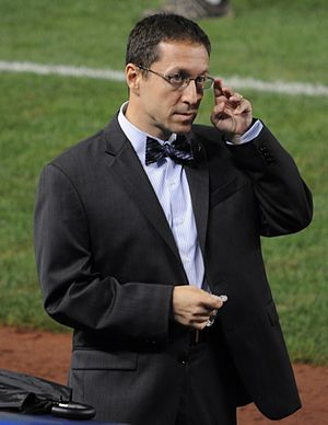 Ken Rosenthal - Rosenthal at Yankee Stadium in July 2012.