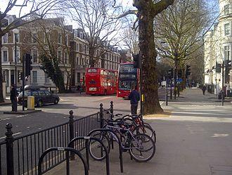 Holland Park Avenue - Holland Park Avenue