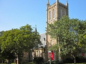 St. John's Episcopal Church (Keokuk, Iowa) - Image: Keokuk St Johns