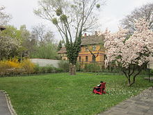 Khojaly Massacre Memorial (Berlin) Reading garden.jpg