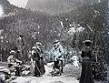 Kirándulók a Csorba-tó környékén. Fortepan 95325.jpg
