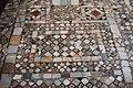Kirchenboden aus Marmorfliesen, Italien, Venedig.jpg