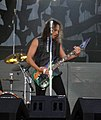 Kirk Hammett @ Sonisphere 2009.jpg