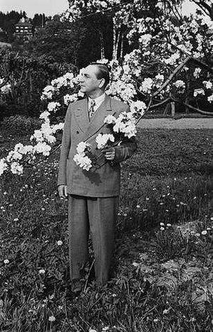 Kjeld Stub Irgens - Irgens in 1939.