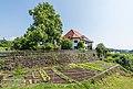 Klagenfurt Waltendorf Schloss Falkenberg SW-Seite 10062015 4665.jpg