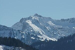 Bregenz Forest Mountains - Klippern