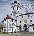 Kloster Altomünster (St. Alto-Kirche, Alto-Quelle und Klosterladen).jpg