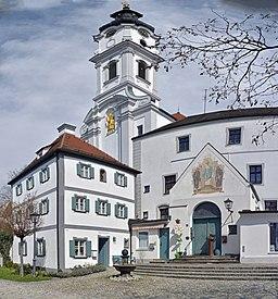 Kloster Altomünster (St. Alto Kirche, Alto Quelle und Klosterladen)