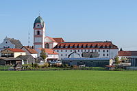 Kloster Rohr Niederbayern.JPG