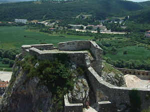 Knin Fortress - West