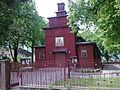 Kościół Najświętszej Maryi Panny Królowej Polski w Jastkowie - panoramio.jpg