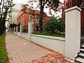 Kościół ewangelicko-augsburski Wniebowstąpienia Pańskiego 1912-1913 ulica Śląska - 17.JPG