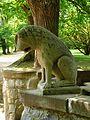 Konopiste socha lva.JPG