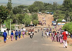 Town of Konso