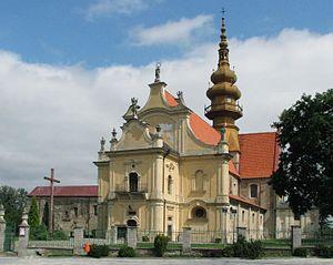 Koprzywnica - Saint Florian Church