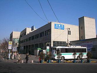 Kwangwoon University station - Seongbuk Station era
